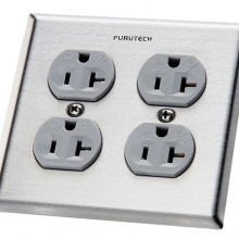 Outlet Cover 102-2D-1