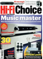 HiFi Choice (UK) -- ADL X1S