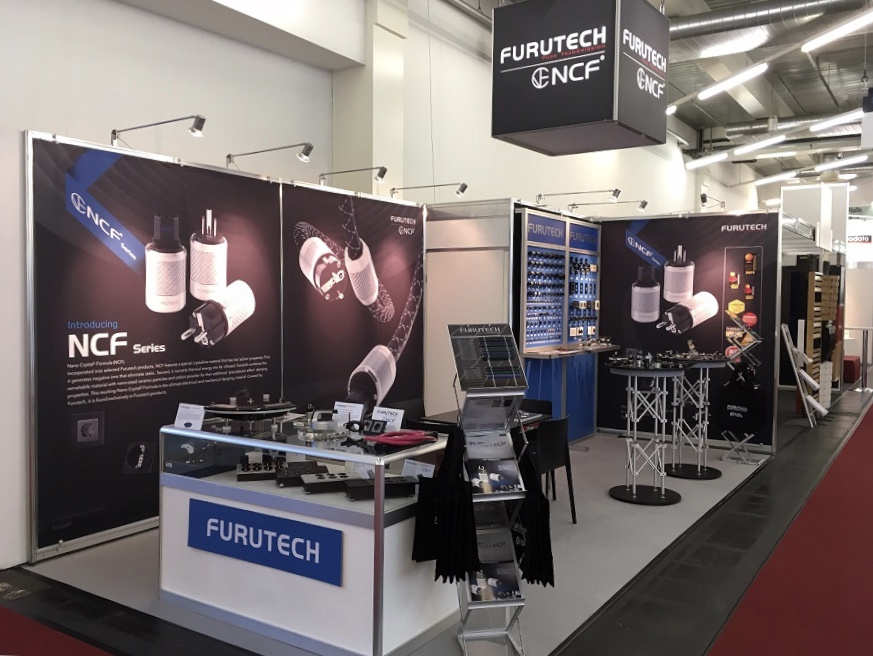 Furutech at High End 2018 – Munich | FURUTECH
