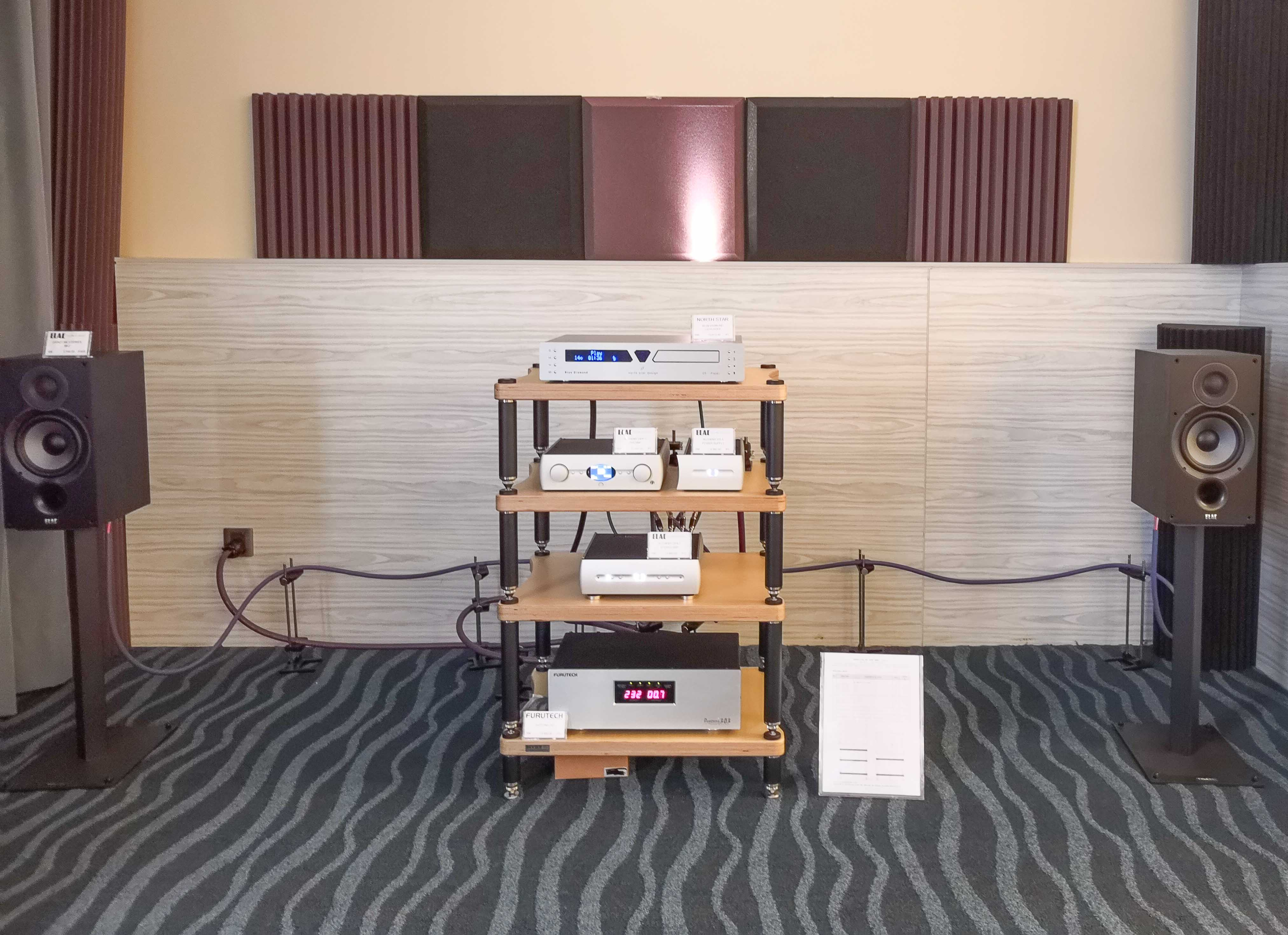 Furutech Ncf Boosters At Kl International Audio Show Malaysia Cheap Booster Cav 8 Mde